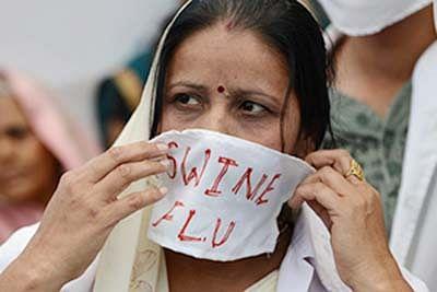 Swine flu:73 deaths in three months
