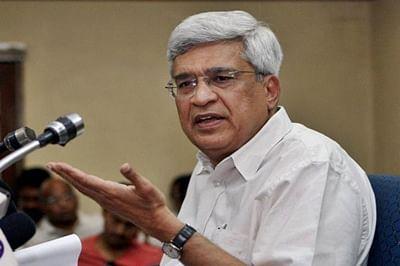 Rajnath relies on fake Twitter IDs: Prakash Karat