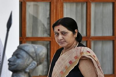 Sushma Swaraj to visit Pakistan on Tuesday
