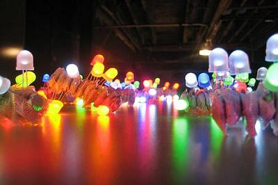 Scientists create cheaper, high performing LED
