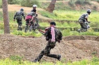 10 killed, five injured in Gaya naxal encounter