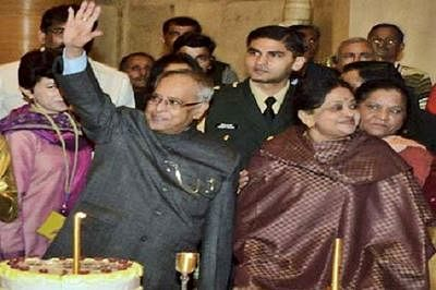 President Mukherjee's wife in critical state