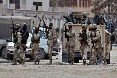 Seven policemen killed in Afghanistan