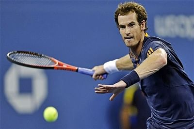 Murray displaces Federer from second spot in ATP rankings