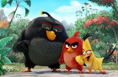 Movie Review: The Angry Birds movie – Relatable and funny