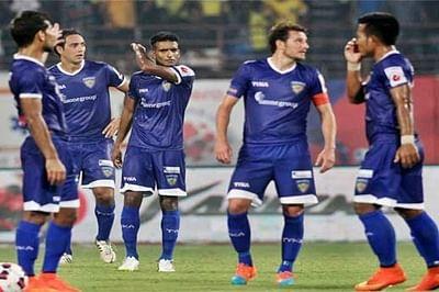 Chennaiyin replace Ganesh with Oliveira