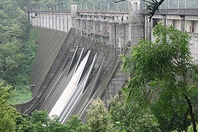 Good news pours in for city with Modak Sagar overflowing