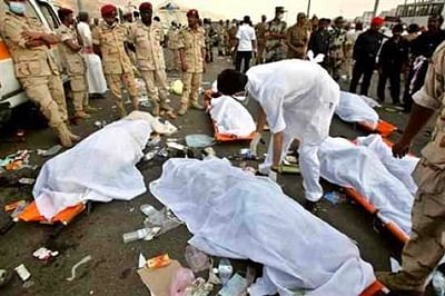 Four more Indians dead in Makkah stampede, toll 18
