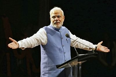 Khadi sales double: Narendra Modi