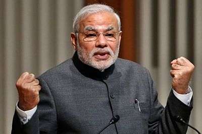 Government joins monetary framework with RBI to curb inflation: PM Narendra Modi