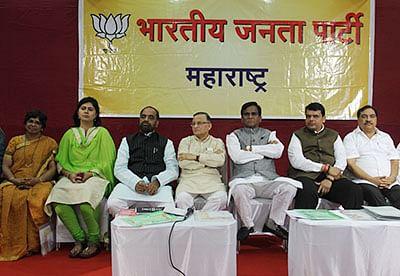 After Ambedkar memorial, BJP might ignore Sena on govt's 1st anniversary too