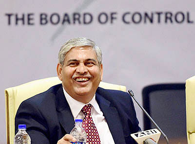 Can Shashank Manohar return our golden days?
