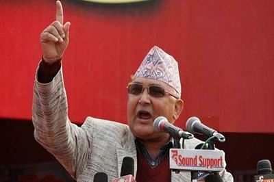 New Nepal PM K P Sharma Oli is 'pro-China', says Chinese official media