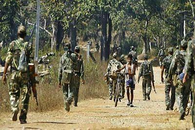 10 CRPF commandos killed in Naxal ambush in Bihar