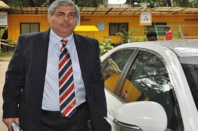 Shashank Manohar elected new BCCI president, plans clean-up