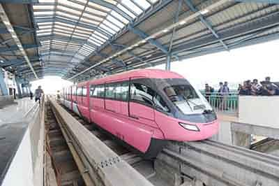 Now, Monorail turns saviour for Mumbaikars during downpour