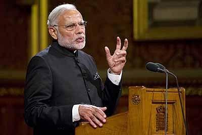 PM Modi lauds Prabhu's 'extraordinary' rail budget