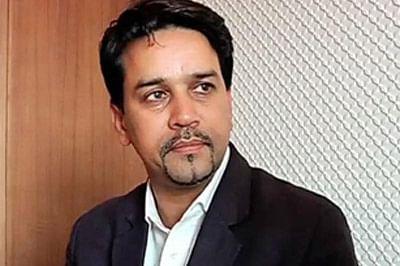 JNU row: Is Afzal Guru a martyr? Anurag Thakur asks LS