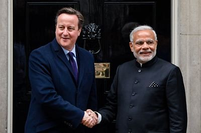 India, Britain pledge to work together on climate change