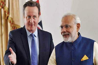 India, Britain to hold dialogue to deepen trade