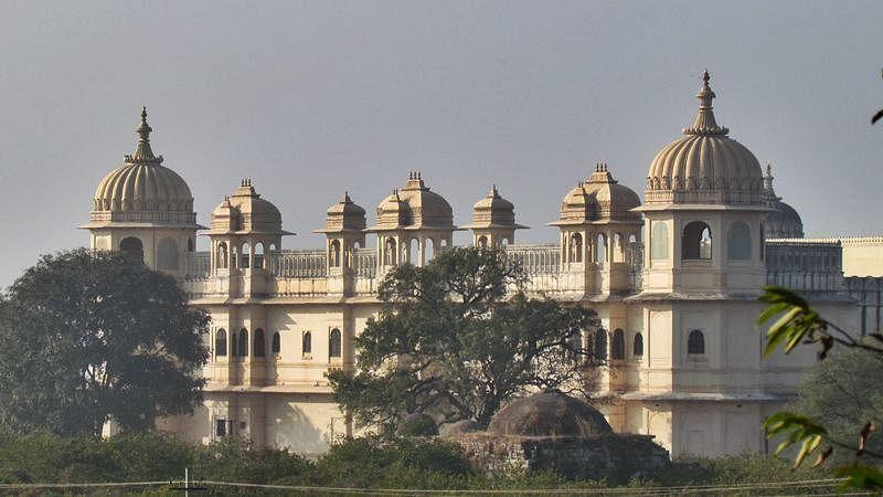 Fateh Prakash Palace<br />Picture credits: ladyatoz.com