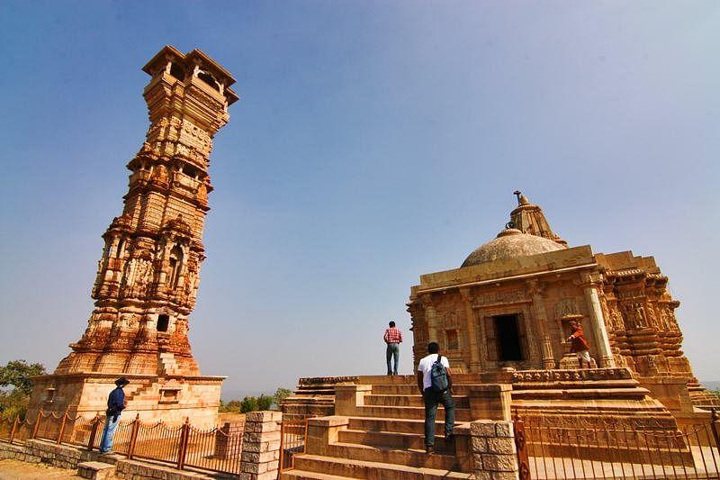 Kirti Stambh<br />Picture credits: Abhinav Mathur / Flicker