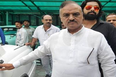 A group of people hit me, my action was 'natural': BJP MLA