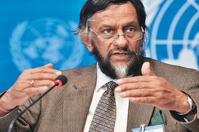 Pachauri exits from TERI's governing council