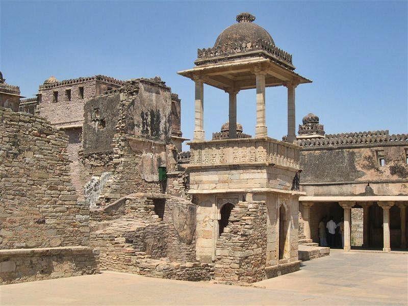 Rana Kumbha Palace<br />Picture credits: tourmet.com