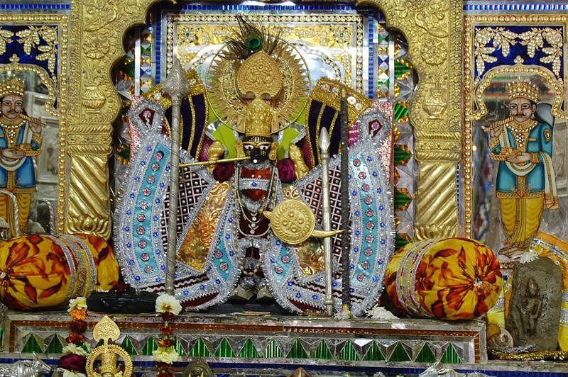 Shree Sanwaliyaji Temple<br />Picture credits: www.shreesanwaliyaji.com