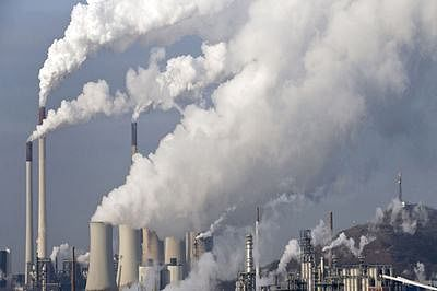 Greenhouse gas concentrations hit record high