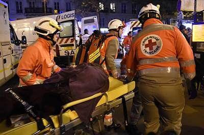 Two more held in Belgium over Paris attacks