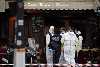 Family of cousin of Paris attacker file murder complaint