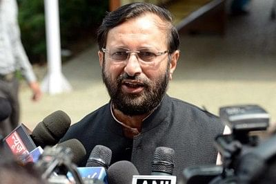 Javadekar signs agreement pledging India to fight climate change