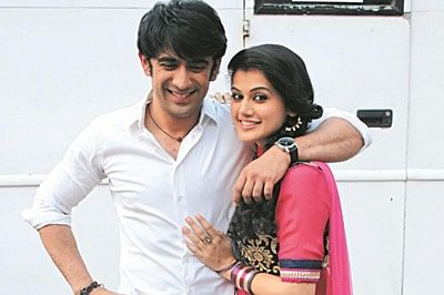 Amit Sadh is like my in-house hero: Taapsee Pannu