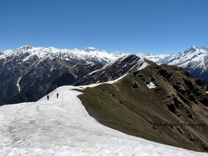 'Himalayas facing severe global warming disruption'