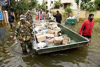 Maharashtra floods: Rescue operations over, focus on relief in flooded areas