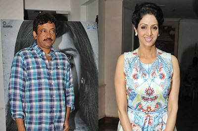 Ram Gopal Varma pisses off Sridevi, Boney Kapoor to sue for defamation
