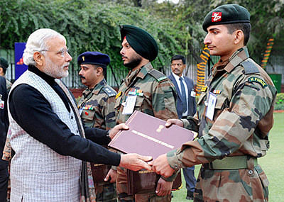Lok Sabha Elections 2019: PM Narendra Modi may try to use soldiers for votes, says Congress