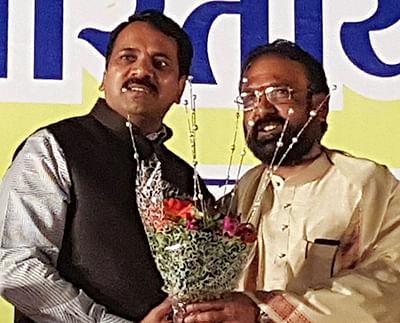 Mhatre is new chief of Mira Bhayandar BJP