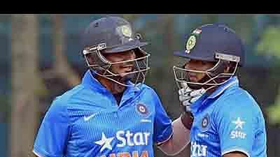 India U-19 team enters tri-series final despite losing to England U-19