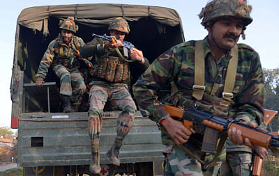 5 CRPF personnel killed in terrorist attack in J-K; 1 terrorist gunned down