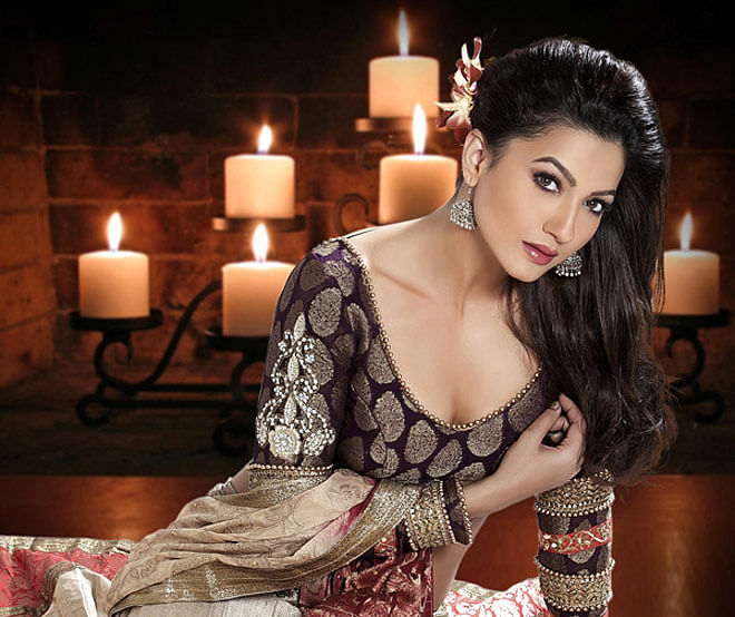 Want people to notice the actress in me: Gauhar Khan