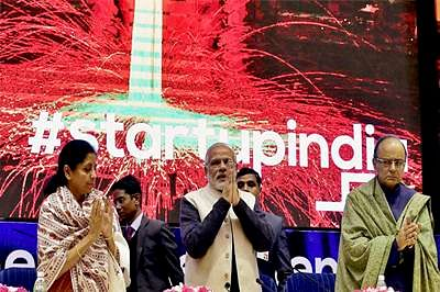 PM Modi hails youth for embracing 'Startup India'