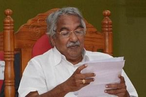 Cong shielding Chandy as it too faces graftcharges: BJP