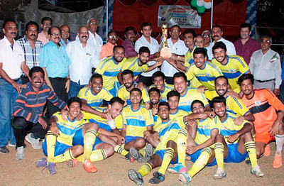 Mogaveera lift Payyade Trophy in KSA League