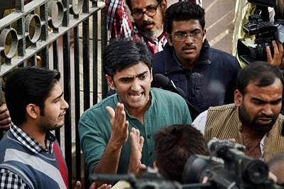 Bassi claims of adequate evidence against Kanhaiya Kumar