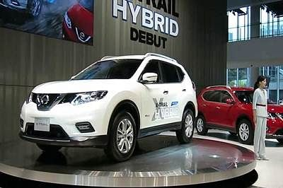 Nissan to launch GT-R, X-Trail Hybrid in India