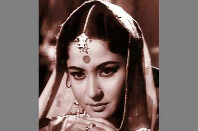 Meena Kumari's moving portrayal of woman in search of love