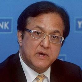 Rana Kapoor, his two entities sell 2.16% stake in Yes Bank for Rs 510 cr